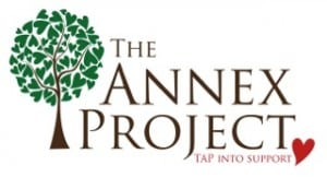 the annex logo