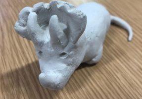 chloe triceratops